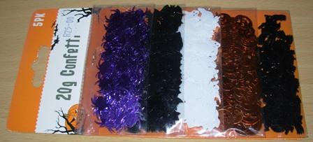 5 pack Confetti