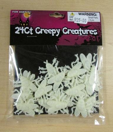 Creepy crawlies halloween