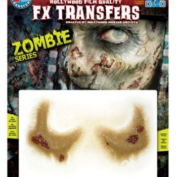 Zombie FX make-up