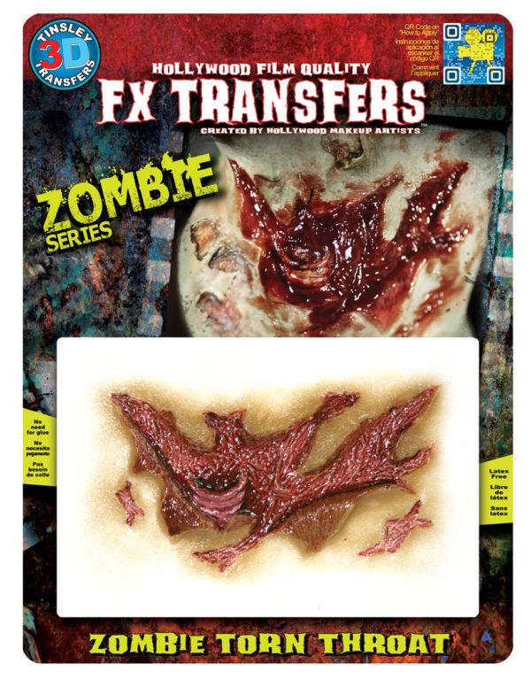 Zombie FX make up