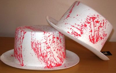 Bloody-top-hats