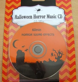 Spooky sound effects cd