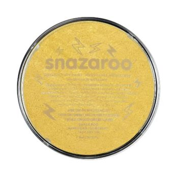 Snazaroo face paint - gold