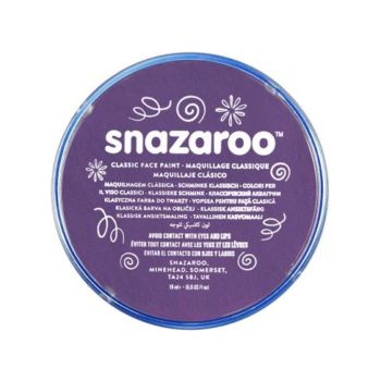 Snazaroo face paint purple