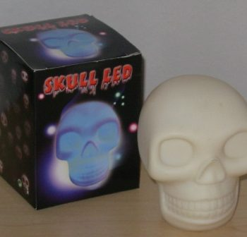 LED skull light