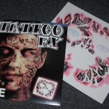 Tattoo FX - cyborg