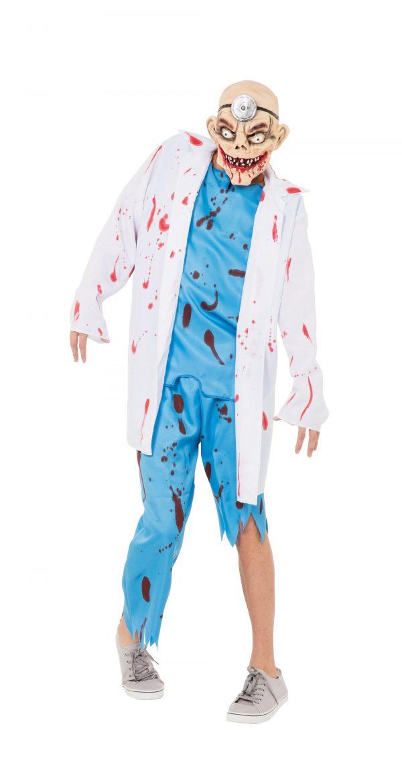 Mad Surgeon costume