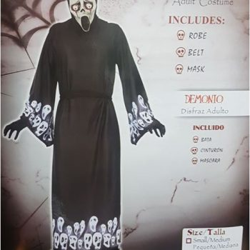 Demon costume