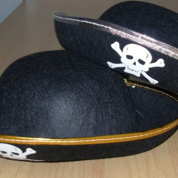 Pirate hats - child