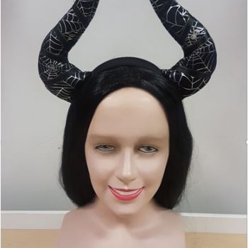 Maleficent style horns