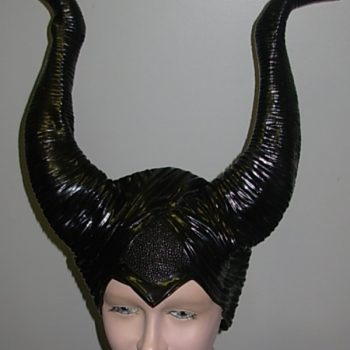 Malificent full headpiece