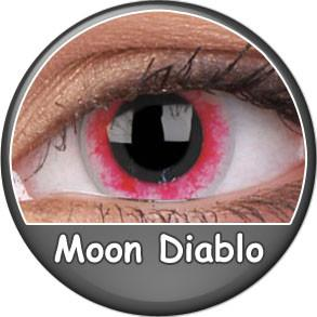 Moon Diablo contact lenses