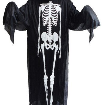 Skeleton cape - child