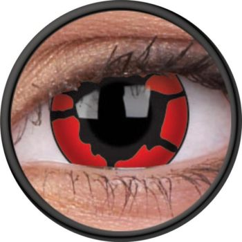 Nightcrawler contact lenses