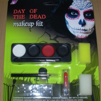 Day of the Dead Make-up kit