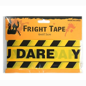 Enter if you dare fright tape