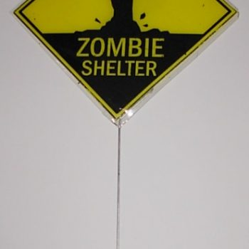 Zombie shelter