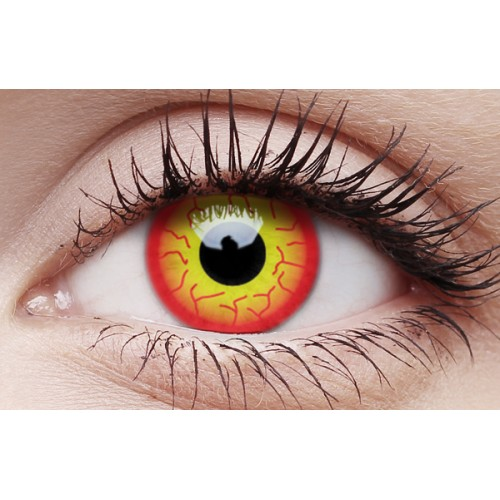 Darth Maul contact lenses