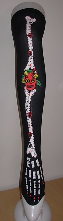 Stockings Day of the Dead