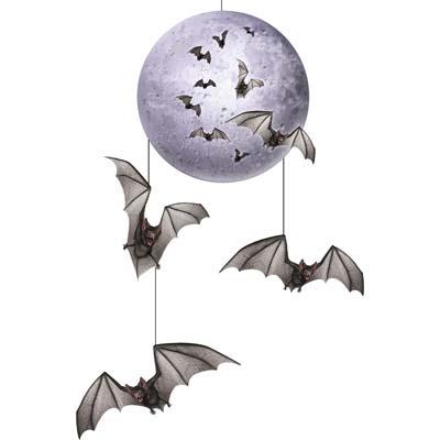Moon & bat mobile