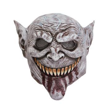 Evil goblin halloween mask