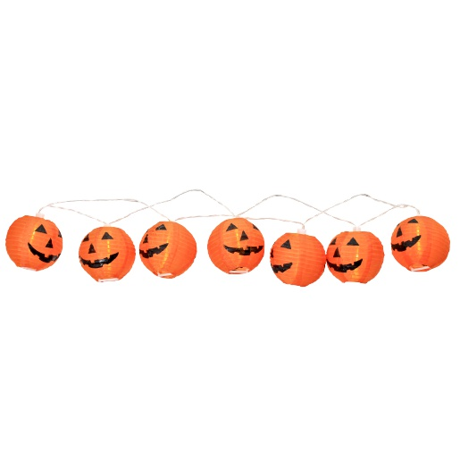 Halloween string llanterns