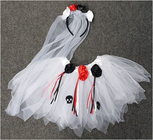 Day of the Dead tutu set