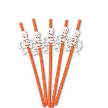 Skeleton straws