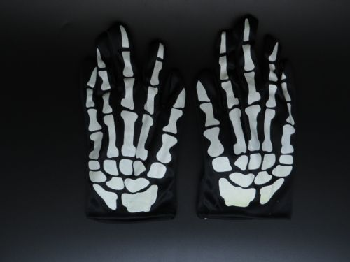 Skeleton gloves