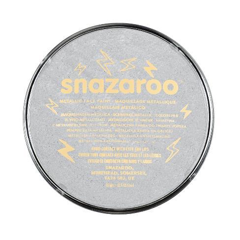 Snazaroo face paint - silver