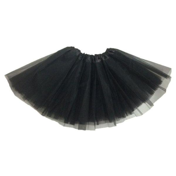 Black tutu skirt - child