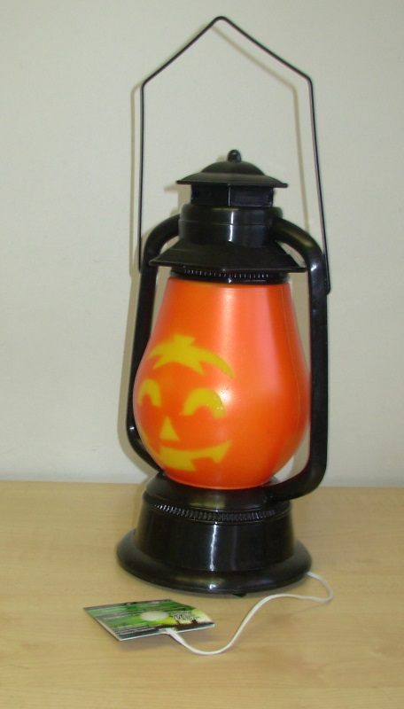 Talking spirit lantern