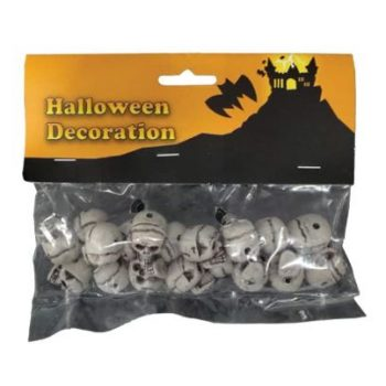 Bag of small skulls