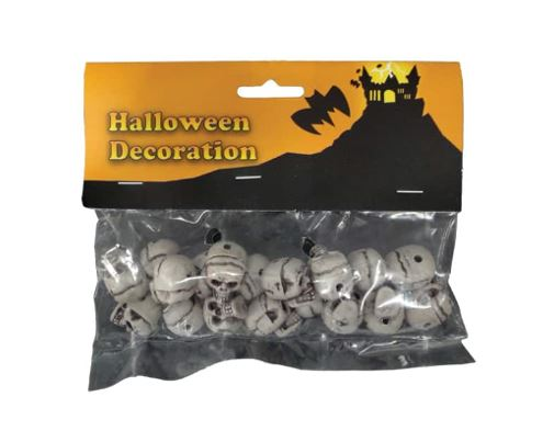 Bag of small skulls
