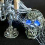 Fake spider web