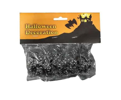 Bag of spotted spiders