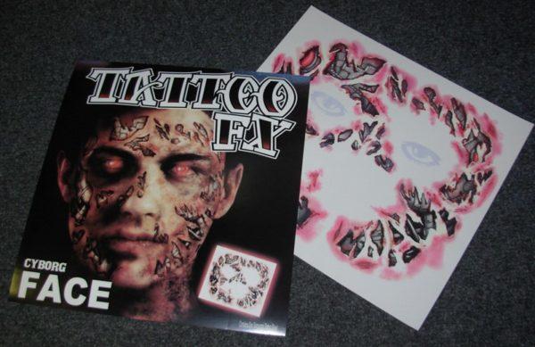 Tattoo FX - cyborg