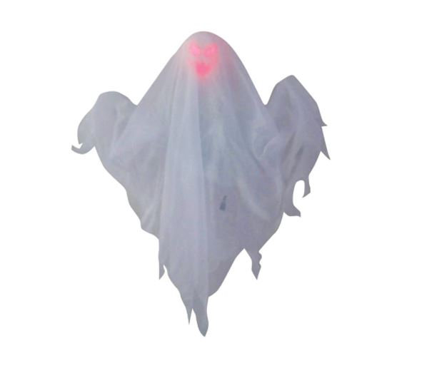 Ghost animated with lights and sound