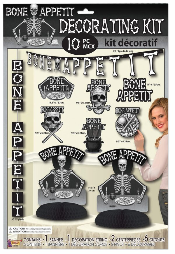 Bone appetit decorating kit