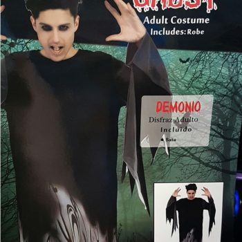 Ghost costume men's