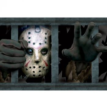 Friday the 13th Jason wall grabber