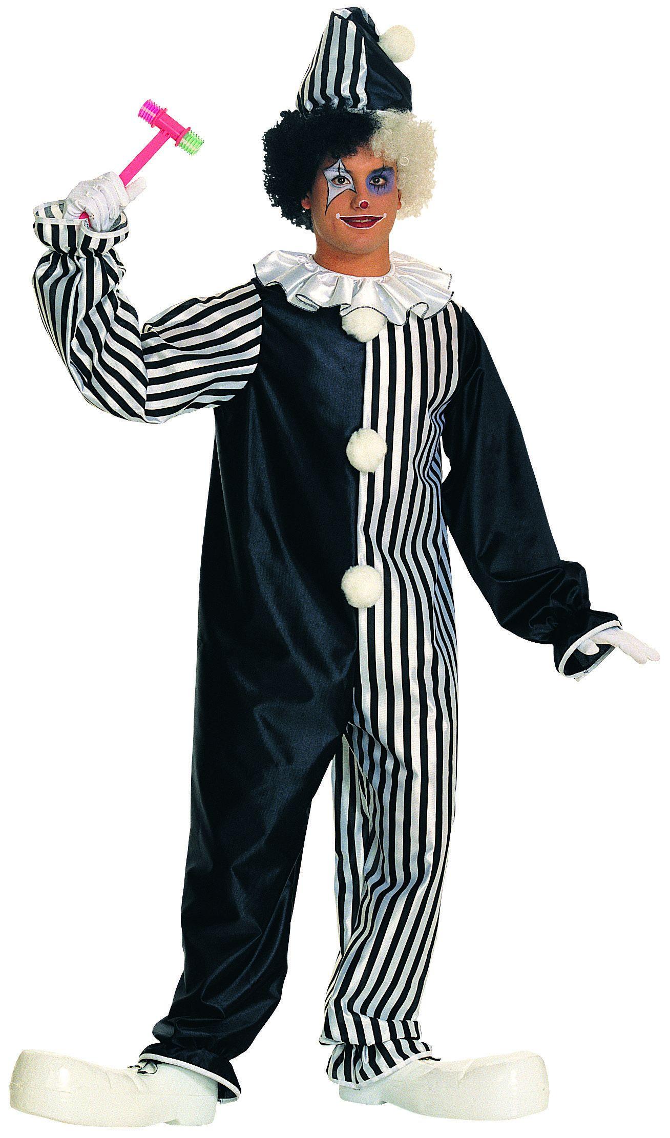 Harlequin Clown Costume Code 9961 The Halloween Store