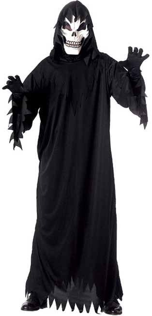 Scary Skeleton adult costume