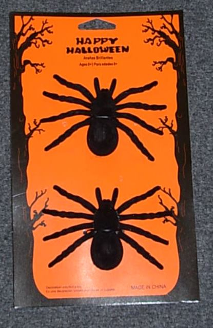Two spider pack