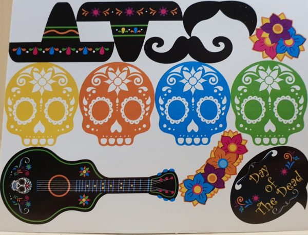 Day of the Dead photoprops