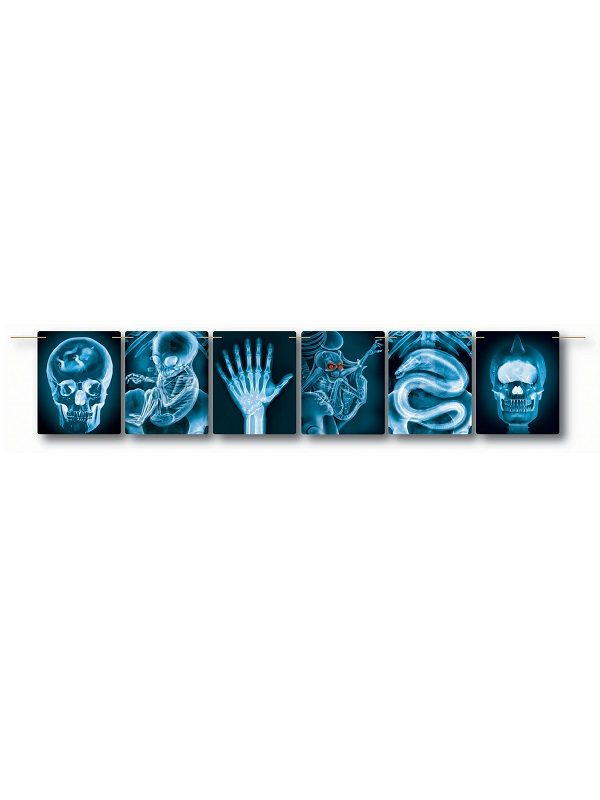 Mad Scientist X-Ray banner