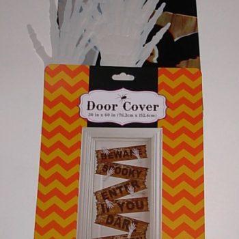 Door cover beware