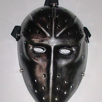 Evil hockey mask