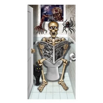 Skeleton door cover
