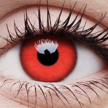 Red DevilCrazy lenses